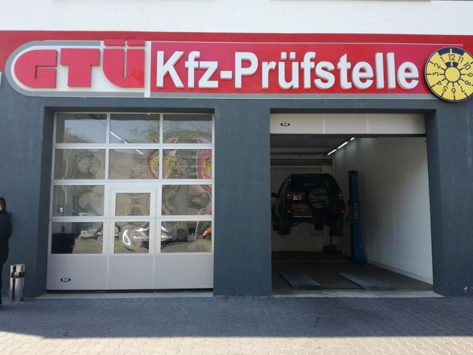 EOS Fahrzeugtechnik Standort