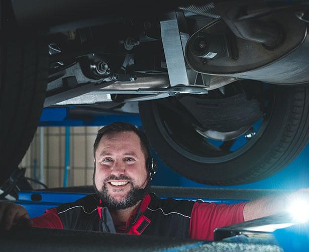 Fahrzeugtechniker