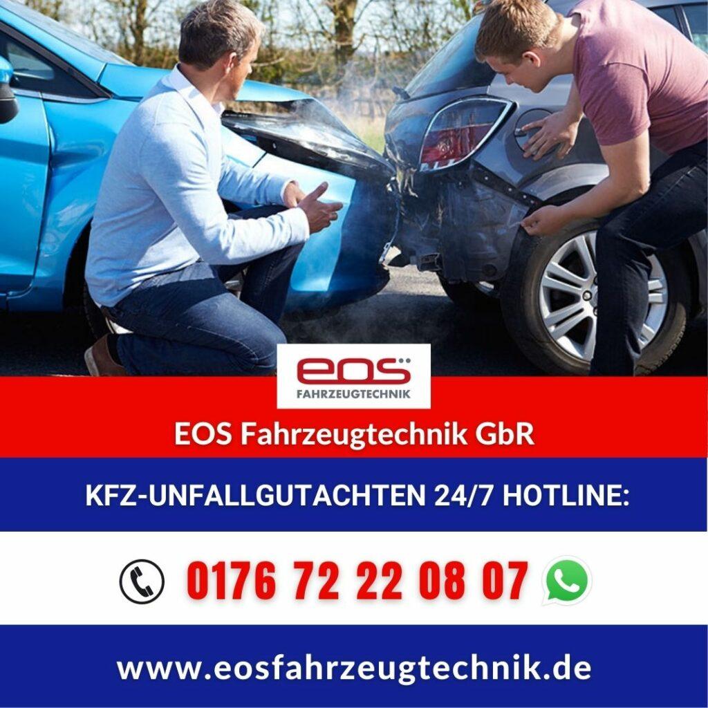 EOS 24/7 KFZ-Gutachten-Service